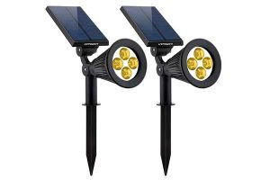 best outdoor solar lights reviews