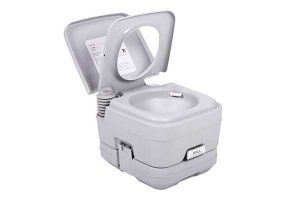 best portable camping toilets reviews