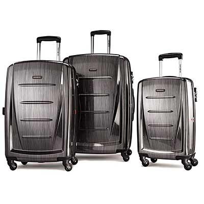 Samsonite Winfield 2 Hardside 3 Piece Luggage