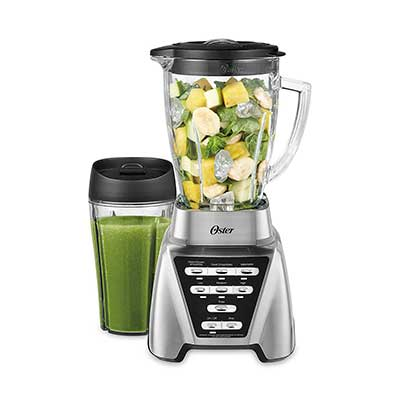 Oster Pro 1200W Blender with Glass Jar