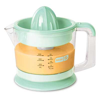 Dash Citrus Juicer Extractor with Easy Pour Spout