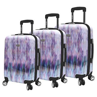 Steve Madden Luggage 3-Piece Suitcase