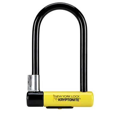 Kryptonite Heavy Duty Bicycle U Lock Bike Lock
