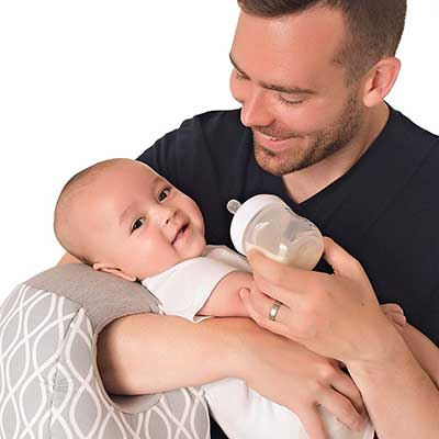 Itzy Ritzy Infant Nursing Pillow and Positioner