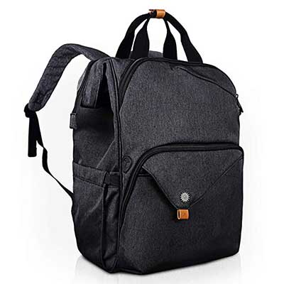 Hap Tim 15.6/14/13.3 Inch Laptop Bag Travel Backpack