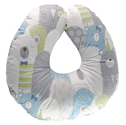 Asani Extra-Soft Breastfeeding Baby Support Pillow