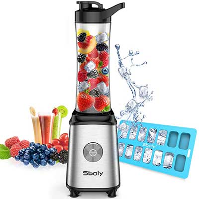 COSORI Upgraded Compact Personal Blender
