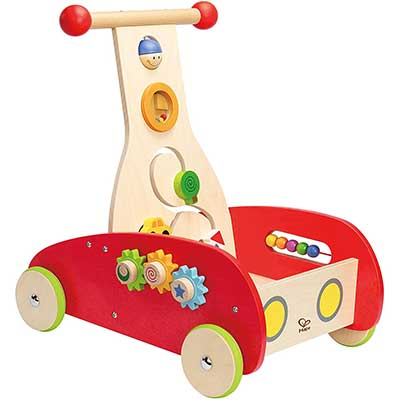 Hape Wonder Walker Push & Pull Toddler Walking Toy