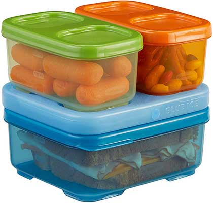 Rubbermaid LunchBlox Lunch Box & Food Prep Containers
