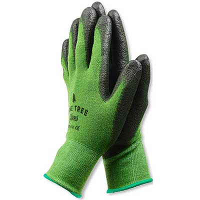 7. Pine Tree Tools Bamboo Unisex Working Gloves