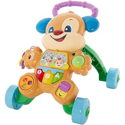 Fisher-Price Laugh & Learn Smart with Puppy Walker