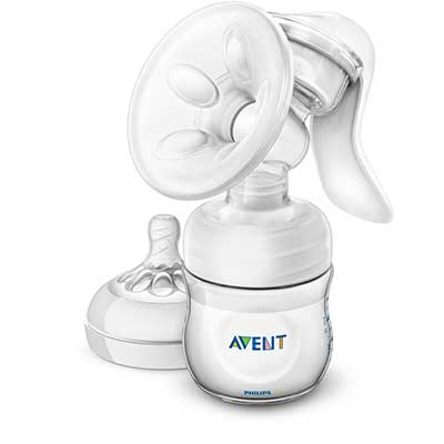 Philips Avent Breast Pump Manual