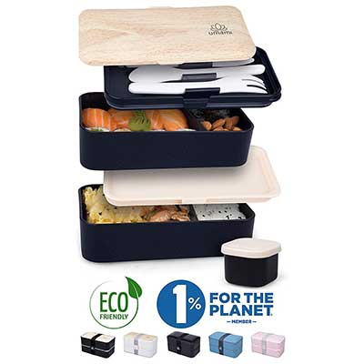 Umami Premium Bento Hermetic Lunch Box for Adults