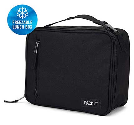 PackIt Freezable Old School Classic Lunch Box