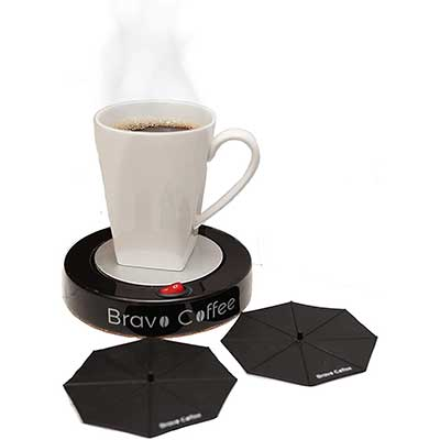 Bravo Coffee Electric Personal Beverage Warmer