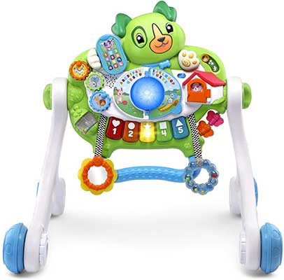 LeapFrog Scout's 3-in-1 Get Up & Go Walker