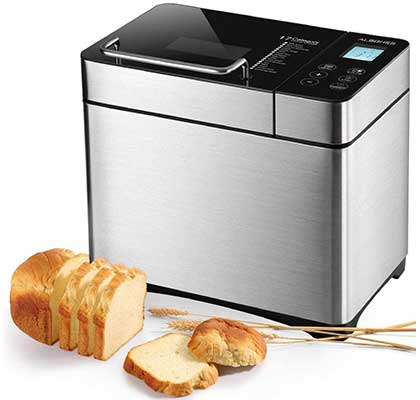 ALBOHES Stainless Steel Bread Machines