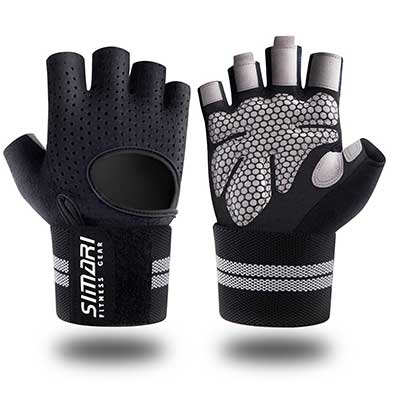 SIMARI Workout Gloves Unisex Training Gloves