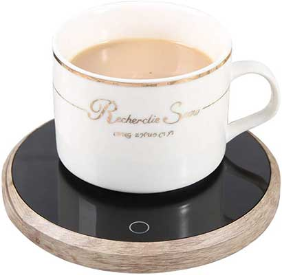 MURADIN Home Office Coffee Warmer Plate