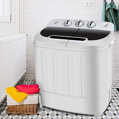 SUPER-DEAL Portable Washing Machine