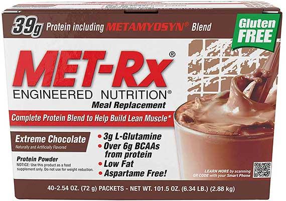 MET-Rx Original Whey Protein Powder