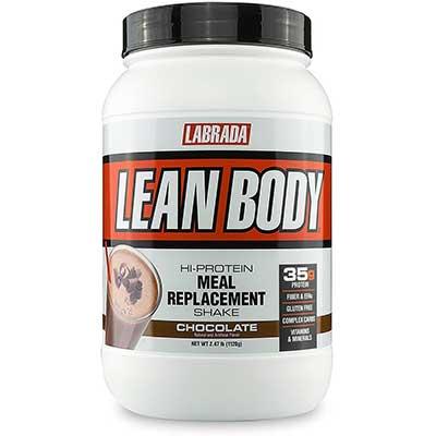 LABRADA Nutrition Lean Body High Protein