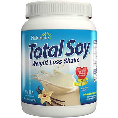 Naturade Total-Soy Protein Powder & Meal Replacement Shakes