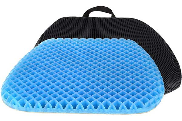 FOMI All Gel Orthopedic Seat Cushion Pad