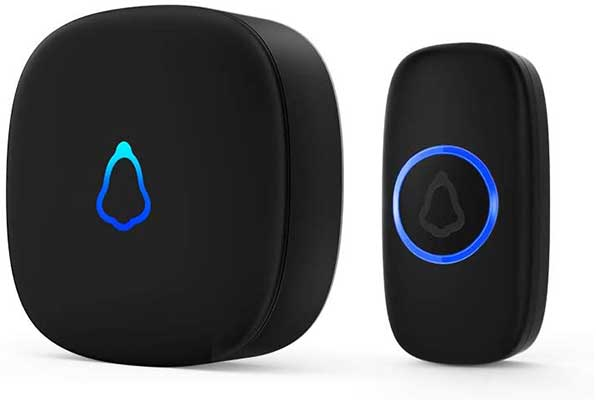 Secrui Doorbell Waterproof Mini Wireless Doorbell