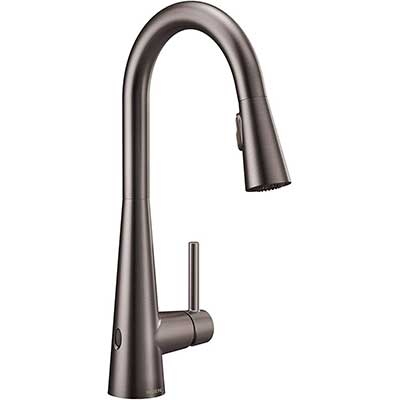 Moen 7864EWBLS Sleek Motionsense Wave Sensor Faucet