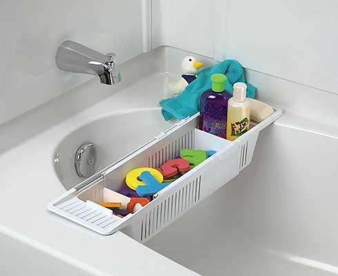KidCo Bath Toy Organizer Basket