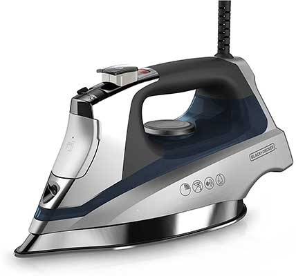 BLACK+DECKER D3030 Allure Steam Iron