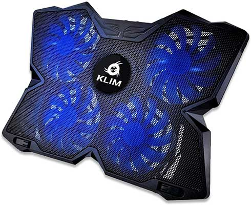 KLIM Wind Quiet Laptop Cooling Pad