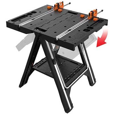 WORX Pegasus Multi-Function Work Table and Sawhorse