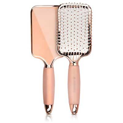 Navaris Paddle Brush Large Detangling Styling Hairbrush