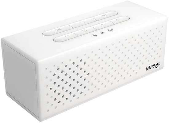 Nursal White Noise Machine Sound Machine