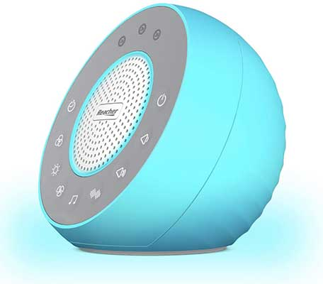 REACHER R2 White Noise Machine & Night Light