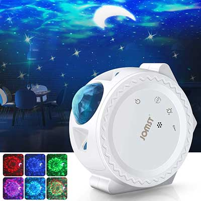 Jomst Star Projector 3 in 1 LED Moon & Star Lights