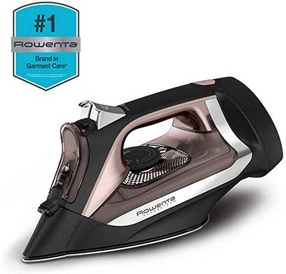 Rowenta DW2459 Access Retractable Cord Steam Iron
