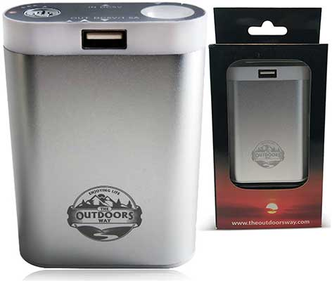 The Outdoors Way Electric Hand Warmer