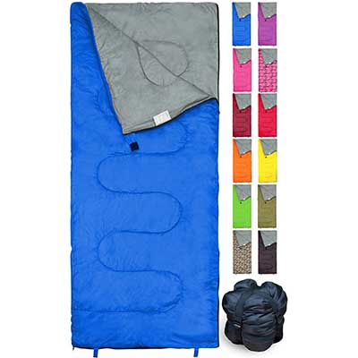 REVALCAMP Sleeping Bag Indoor & Outdoor Use