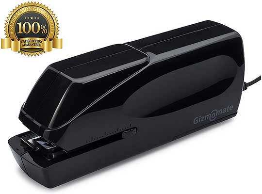 GM-X Automatic Electric Stapler, Jam-Free