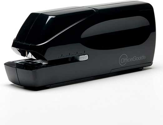 OfficeGoods Electric & Battery Operated Office Stapler