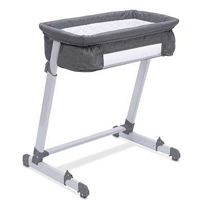 Simmons-Kids By The Bed City Sleeper Bassinet