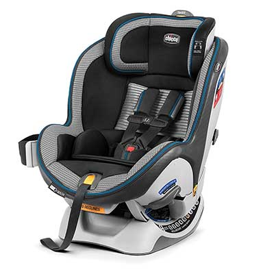 Chicco NextFit Zip Air Cover Convertible Car Seat