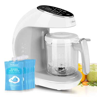 TCBunny 7 in 1 Meal Station Baby Food Processor