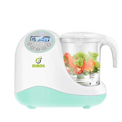 Bubos 5-in-1 Smart Multifunctional Baby Food Maker