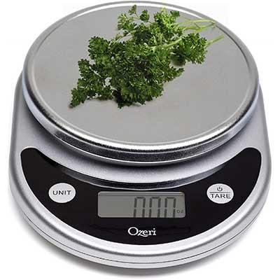 Ozeri Pronto Digital Multifunction Kitchen & Food Scale
