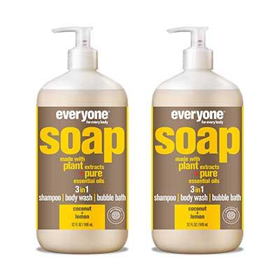 Everyone 3-in-1 Soap: Shampoo, Body Wash