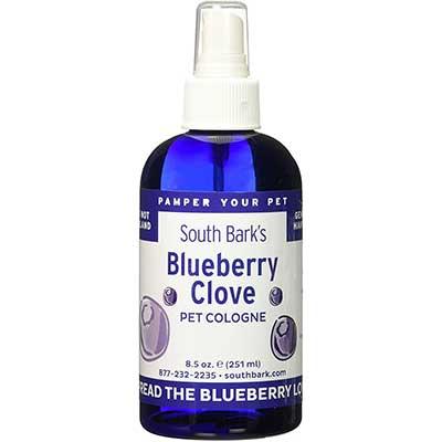 South Bark's Blueberry Clove Pet Cologne